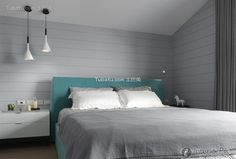 Modern stylish bedroom renderings 2015