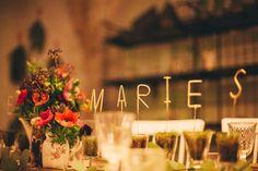 Les Mariées Clandestines | Décoration et Fleurs M&Vous | Robe Anaïs Tanguidé-Sablon