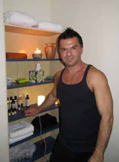 Mature gay massage london