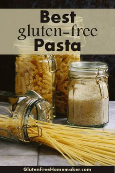 Best Gluten-Free Pasta | The Gluten-Free Homemaker