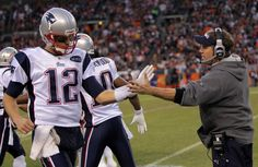 Best Quarterback-Coach duo of all-time- Tom Brady and Bill B. best ever on the best team