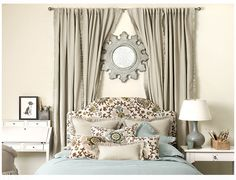 Ballard Designs  |  Fiona Bedroom