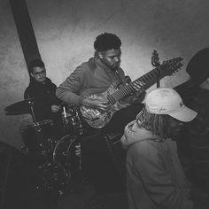 Reposting @swami_wicked: The guitar God himself @tribal_florist  #music #artist #band #twelvee #twelveenyc #ny #nyc #newyork #newyorkcity #la #cali #california #hollywood #pop #rnb #trap #rap #hiphop #soul #rock #vibes #guitar #guitarist #singer #songwriter #producer #live #livemusic