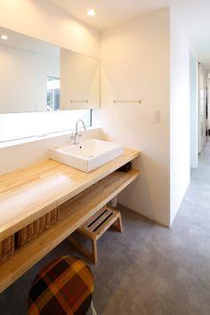 CASE 379 | ひとつながりの家(福岡県糟屋郡) | 注文住宅なら建築設計事務所 フリーダムアーキテクツデザイン