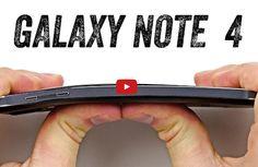 Samsung Galaxy Note 4 modelinin Ekim ayı içerisinde kullanıcıyla buluşması planlanıyor. Daha önce sizlerle paylaştığımız Apple iPhone 6 modelinin kolayca bükülüyor olması en çok Samsung'a yaramışa benziyor. Kendi ürettiği cihazın iPhone 6 kadar kolay bükülmediğini göstermek için yeni bir video hazırladı. Samsung bu hazırladığı video ile Galaxy Note 4 modelinin ne kadar dayanıklı ve güçlü olduğunu göstermeyi hedefliyor.