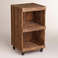 Ønsker meg et slikt nattbord, selvom det egentlig ikke er min stil