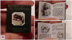 Dolls House 12th Scale The Tale of Mrs. Tiggy-Winkle by