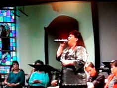 Gloria Price Singing  It's Alright