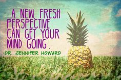 A new, fresh perspective can get your mind going. (scheduled via http://www.tailwindapp.com?utm_source=pinterest&utm_medium=twpin&utm_content=post106811249&utm_campaign=scheduler_attribution)
