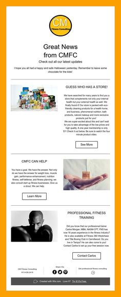 Great News from CMFC Check out all our latest updates Latest Updates, About Me Blog, Magic, Education, News, Check, Fitness, Educational Illustrations, Excercise