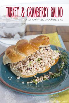 Turkey and Cranberry Salad