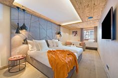#Chalet Elbrus | Luxury Retreats | #bedroom