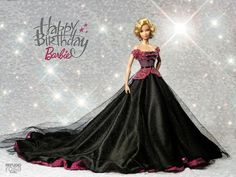 Happy Birthday Barbie   Flickr - Photo Sharing!