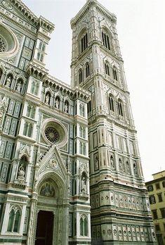 Giotto Campanile - Piazza Duomo