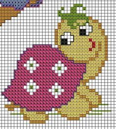quilting like crazy Cross Stitch Cards, Cross Stitch Baby, Cross Stitch Animals, Cross Stitching, Cross Stitch Embroidery, Modern Cross Stitch Patterns, Cross Stitch Designs, Tapestry Crochet, Hand Embroidery Patterns