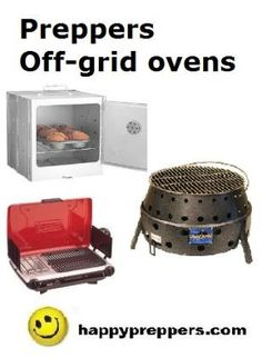Kitchen Ovens and Stoves for Preppers: Ten Methods for Cooking Off the Grid