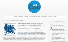 Hablamos de turismo inclusivo con @artinCom Social Media