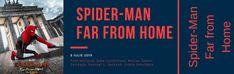 Spider-Man: Far From Home, noua iteratie a vechiului prieten Cobie Smulders, Nick Fury, Jake Gyllenhaal, Zendaya, Tom Holland, New York City, Spiderman, Jackson, Marvel