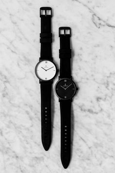 Marble Aesthetics   Pure Watch by Kapten & Son