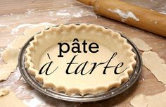 Pie Recipes, Dessert Recipes, Cooking Recipes, Recipies, Sweet Pie, No Bake Pies, Cakes And More, Pie Dish, Baked Goods