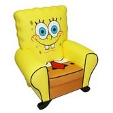 Found it at Wayfair - Nickelodeon SpongeBob SquarePants Icon Chair