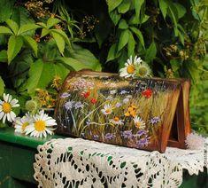 Beautiful decoupage box