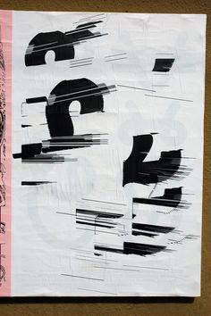 Ashley Huhe  Ficciones Typografika