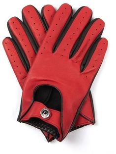 DENTS Woburn leather driving gloves