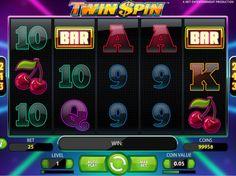 Ausprobieren kostenlos online Automat Twin Spin - http://freeslots77.com/de/kostenloser-online-spielautomat-twin-spin/