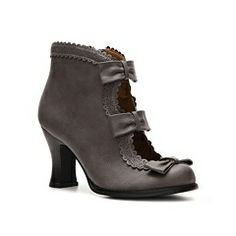 Dolce by Mojo Moxy Victoria Bootie - I have these in black and I want them in every color!