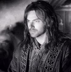 Pensive Kili  (border on his coat a good pattern)