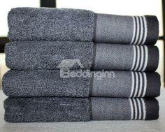 New Arrival Pure Color Top Class Towel www.beddinginn.com