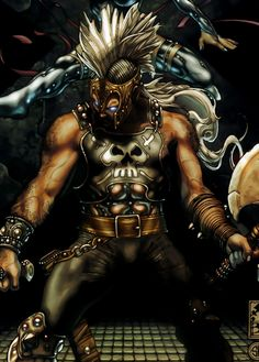 Ares marvel