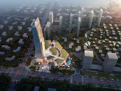 Yellow River Delta International Plaza - China