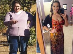 Mom Who Weighed Over 300 Lbs. Was Determined to Lose Weight Without Surgery: How She Lost 145Lbs.