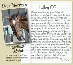 Murray on the topic of Falling Off