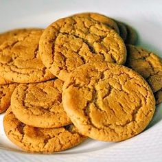 Aunt Aggie's Peanut Butter Cookies (Guest Chef Appearance)