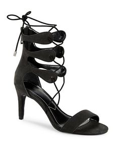 cc7b75e79b292 Charles by Charles David - Zone Strappy Mid-Heel Sandals
