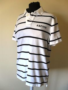 http://www.ebay.it/itm/Polo-Shirt-Maillot-by-Abercrombie-Fitch-Striped-Trikot-Tg-L-B15-/122003005564?hash=item1c67f2207c