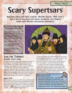Horrible Histories Magazine # 10 : The Bizarre Tsars Writing A Persuasive Essay, Informational Writing, Writing Tips, English Reading, English Writing, Reading Passages, Reading Comprehension, Efl Teaching, Informative Writing