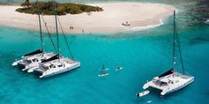 Sandy Cay in the British Virgin Islands