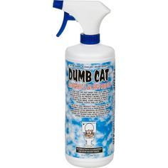2-pack, 32 oz., Controls your cat's urination on carpeting and floors where he confuses his urine's natural marking scent for his litter box. Works by removing the invisible sticky mucous and pheromones that remain after urination or spraying.