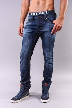Diesel Jeans, Jeans Fashion, Men's Jeans, Man Style, Menswear, Slim, Summer, Baby, Women