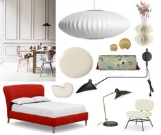 The Spring Edit: My New Favourite Discoveries For My Home — MELANIE LISSACK INTERIORS Monochrome Bedroom, Serene Bedroom, George Nelson, Small Space Living, Living Spaces, Interior Design Tools, Furniture Design, Bedroom Designs Images, New Room
