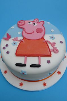Peppa Pig :-)