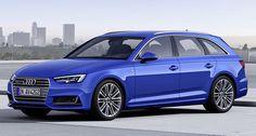 SABIOS DE COCHES: Nuevo Audi A4 Cinco estrellas Euro NCPA por la seg...