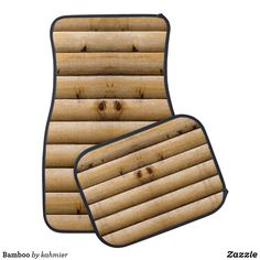 Bamboo Car Floor Mat