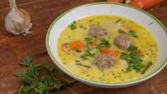 Sob Sena s receptom - Všetky recepty - Recepty Hungarian Recipes, Hungarian Food, Bologna, Cheeseburger Chowder, Thai Red Curry, Soup, Lunch, Ethnic Recipes, Youtube