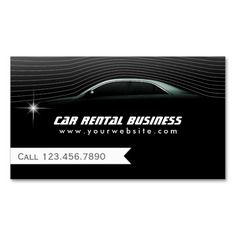 Professional Car Hire/Limo Service Business Card. This is a fully customizable business card and available on several paper types for your needs. You can upload your own image or use the image as is. Just click this template to get started!