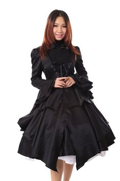 ICEMPs Lolita Culture Cosplay Costume Lolita Dress 27th Version Set XL >>> Check out this great product.